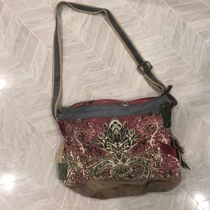 Boho Large Crossbody Bag